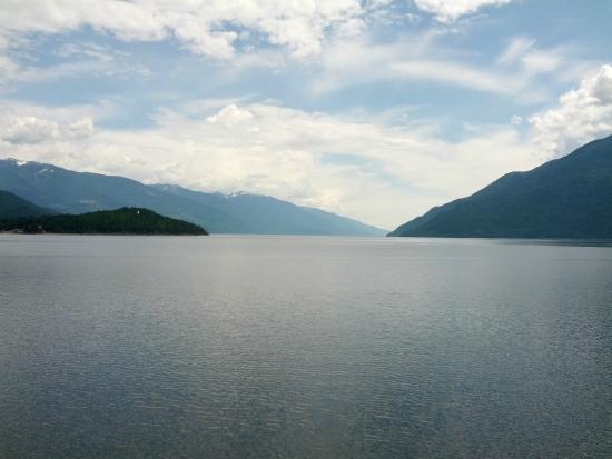 From the Kootenay Lake Ferry #2