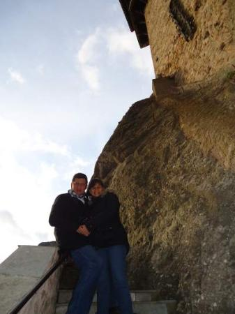 Agios Nikolaos Anapaphsas: Meteoras 1