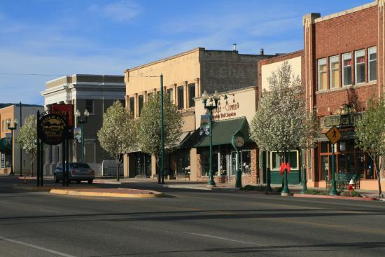 Historic Downtown, Cedar City, Utah