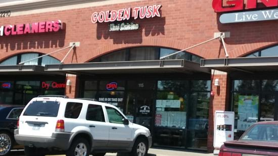 Golden Tusk Thai Cuisine
