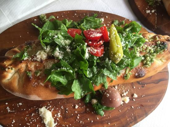 Maria's Pizza: Vegetar Calzone