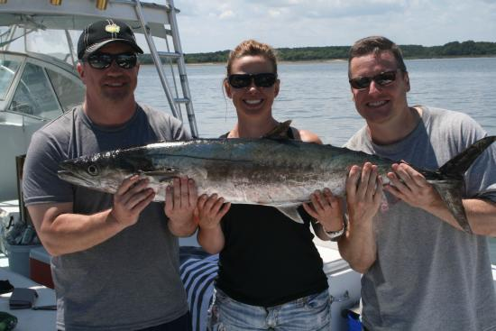 Good Times Nh C A Bulldog Fishing Charters Hilton Head