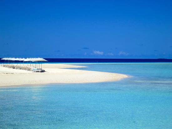 Four Seasons Resort Maldives At Landaa Giraavaru Blu Beach