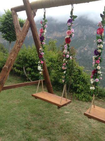Lissiya Hotel: Garden Swing