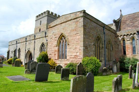 ‪Church of Saint Aidan Bamburgh‬