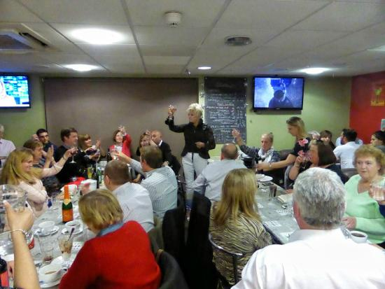 Vince's Kitchen: SubXpress Cheshunt Toasting a lovely evening
