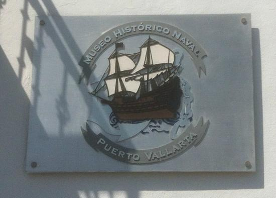 The Museo Naval. Puerto Vallarta