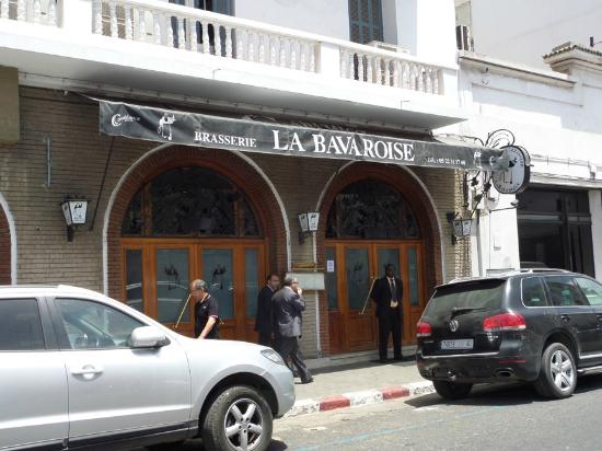 Image result for la bavaroise casablanca