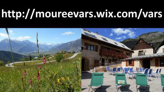 Gite La Mouree: Environnement et terrasse