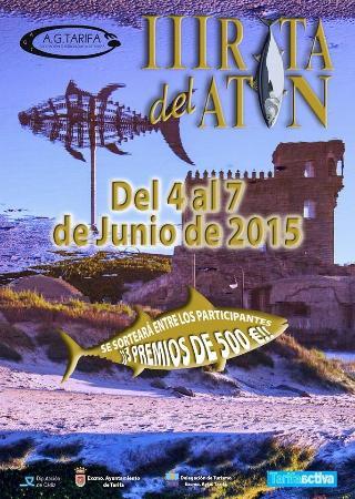 Girasol Tex Mex: III Ruta del atún 2015