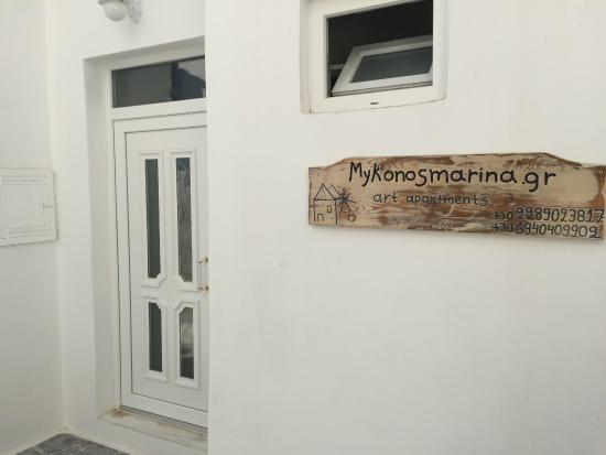 Mykonos Marina