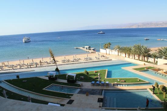 فندق كيمبنسكي العقبة: море