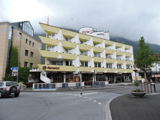 Hotel Bernerhof: The hotel