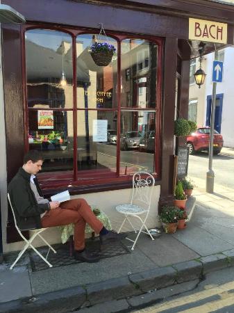 Sophie Bach Tea & Coffee Room