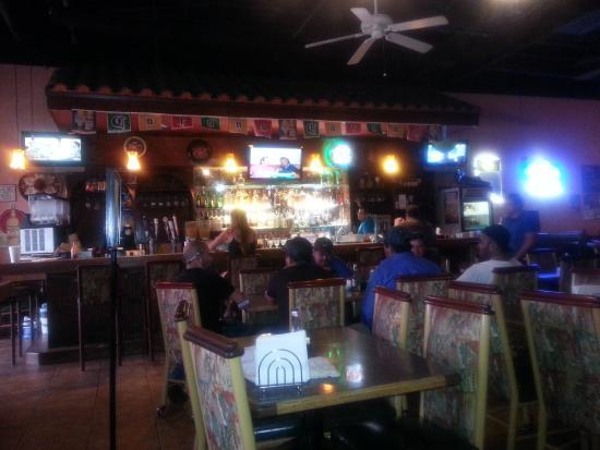 Bar Picture Of La Nopalera Mexican Restaurant Jacksonville