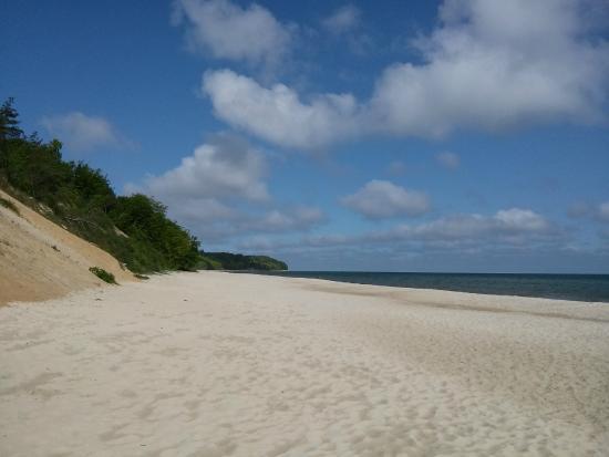 Chlapowo Beach