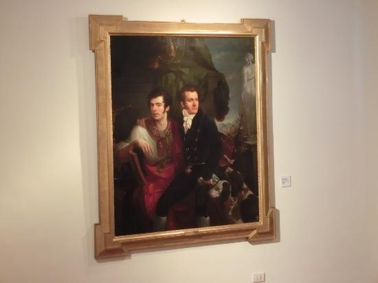 Gorizia, Itália: opere pittoriche esposte esposte