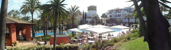 Costa del Sol Princess: un des bars près de la piscine