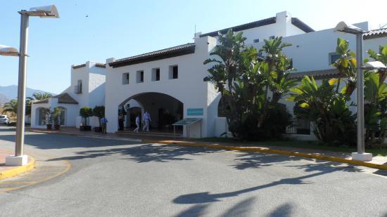 Costa del Sol Princess: entrée de l'hotel