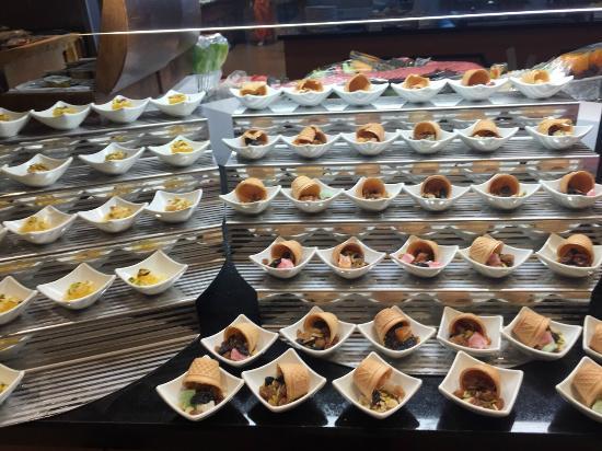 Kahya Resort & Aqua: Buffet de desserts