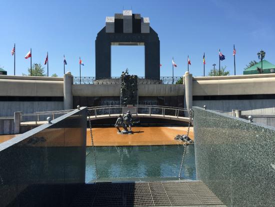 National D Day Memorial D Day Memorial