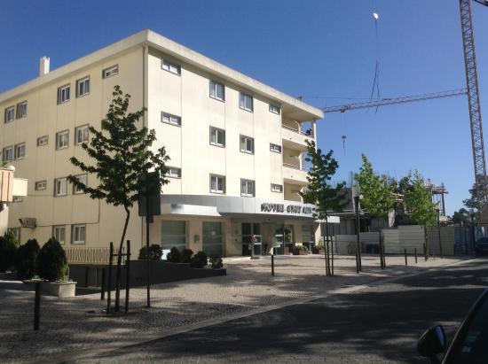 Hotel Cruz Alta: Ingresso