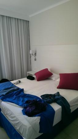 Hotel La Santa Maria Playa: Bett