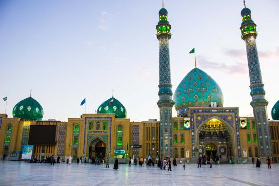 masjid e jamkaran hd