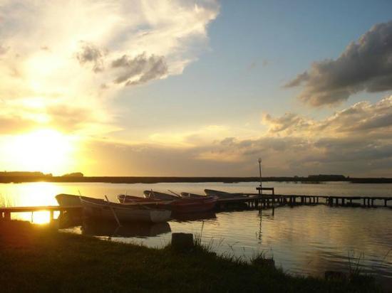 Miramar, Argentina: Laguna