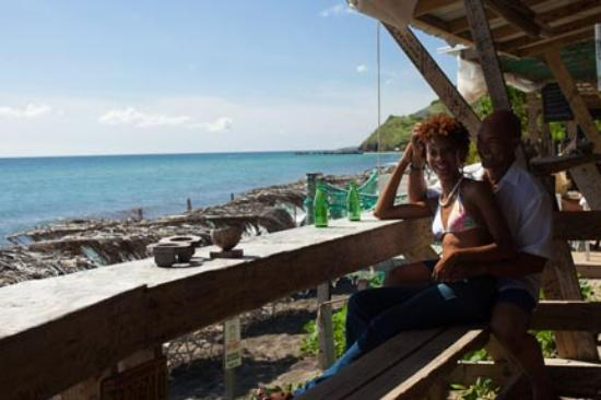 St. Kitts: Relaxing at Spice Mill