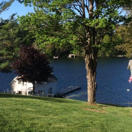 Piping Rock Resort: View from the deck