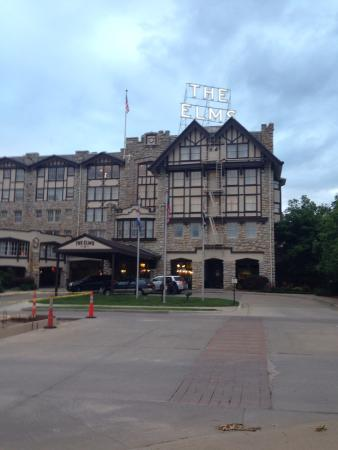 The Elms Hotel and Spa Photo