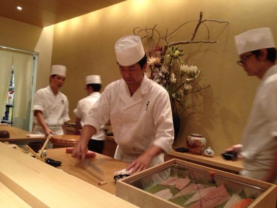 Kabuto: Chefs at work