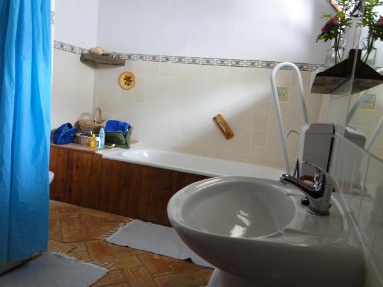 Santa Clara a Velha, Portugalia: Javali - bathroom