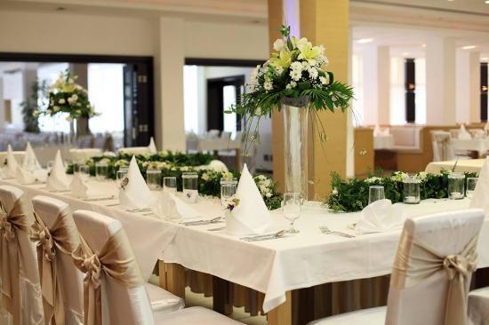 Hotel Vojvodina : Sala za proslave - restoran Elegant