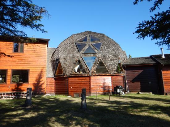 Healy, AK: Outside the Dome