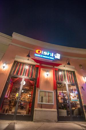 Oishi Sushi Reviews