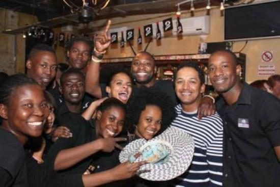 Gay Night Clubs In Namibia