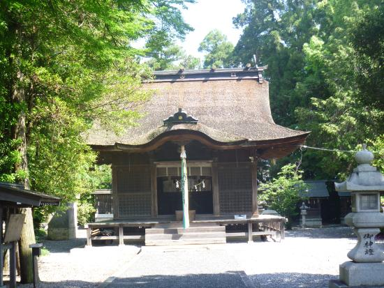 Sakata Shimmeigu Shrine