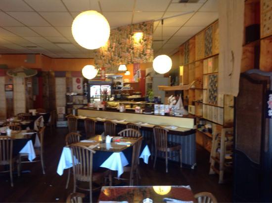 Origami Sushi Restaurant Picture Of Origami Los Alamos Tripadvisor