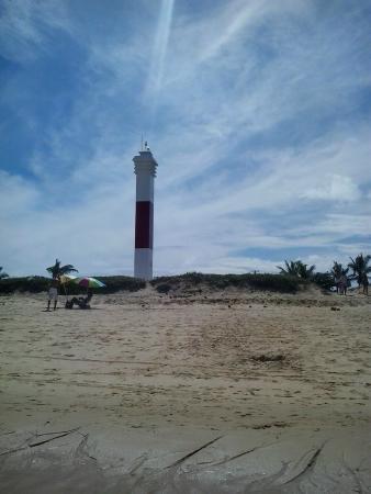 Alcobaca Beach: Farol - Praia do Farol - Alcobaça BA