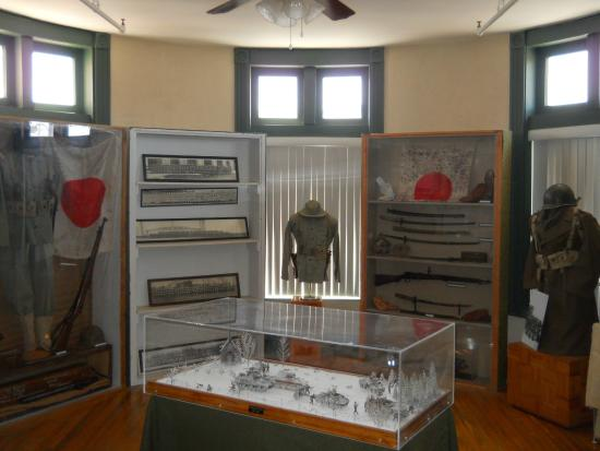 National Military Heritage Museum: WWII Exhibit