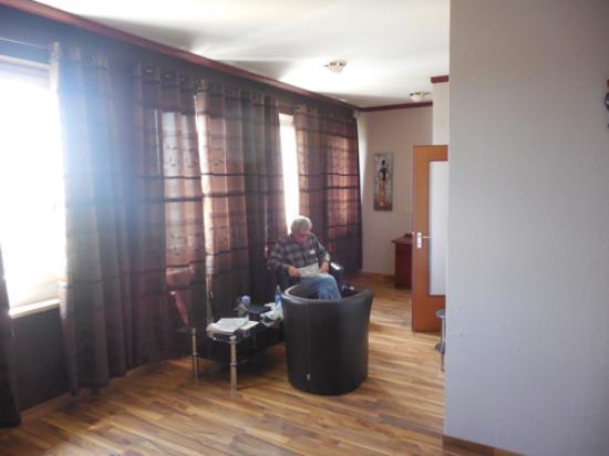 Hotel Luitpold: We had a huge room!