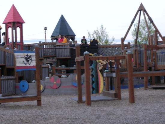 Crosby, MN: playground