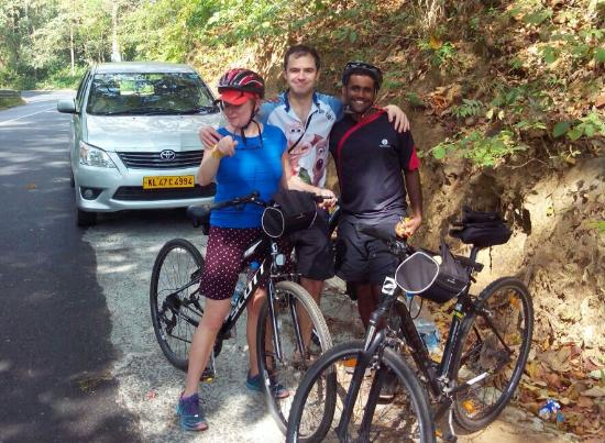 Kerala Bicycle Trips