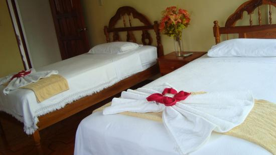 Hotel Sula Sula : Twin room