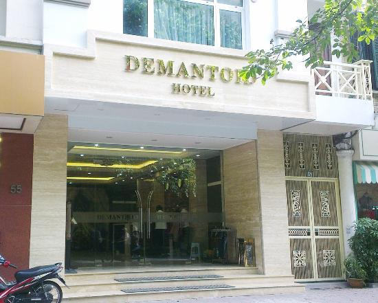 Demantoid Hotel
