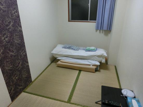 Raizan Kitakan: 部屋