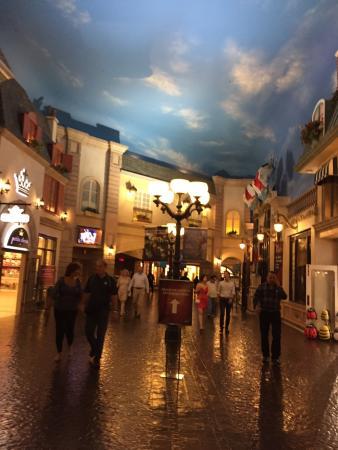 Vegas has stole my heart
