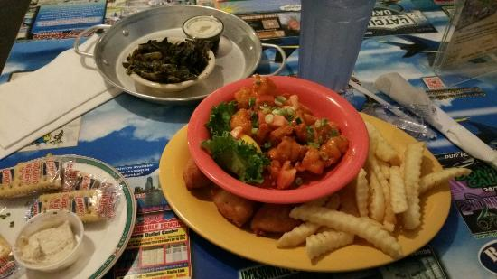 JL Trent's Seafood and Grill